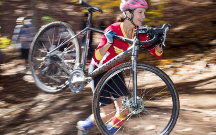Lisa Lochner, Cyclocross Convert