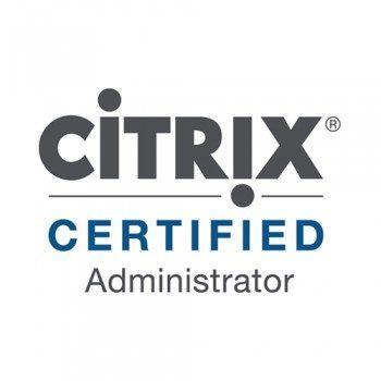 Citrix Certified Administrator