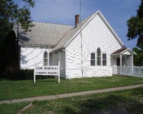 Leigh Memorial Chapel, Nebraska