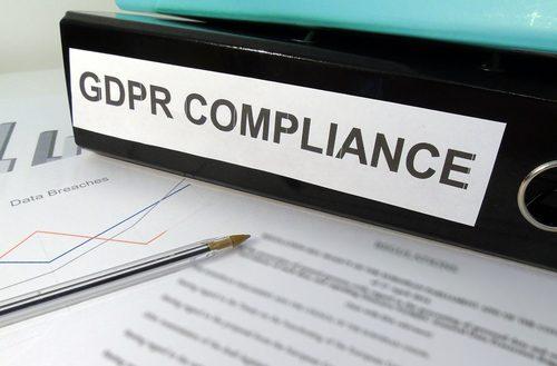 GDPR compliance binder