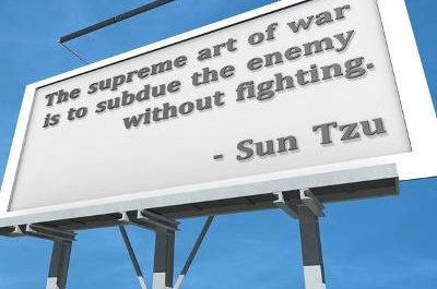 IT Network Advice from Sun Tzu