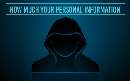 [Infographic] How Much Your Personal Information Is Worth On The Dark Web