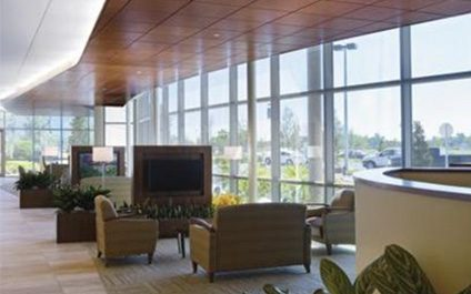 Innovations in Acoustical Ceilings for Today's Flexible Interiors