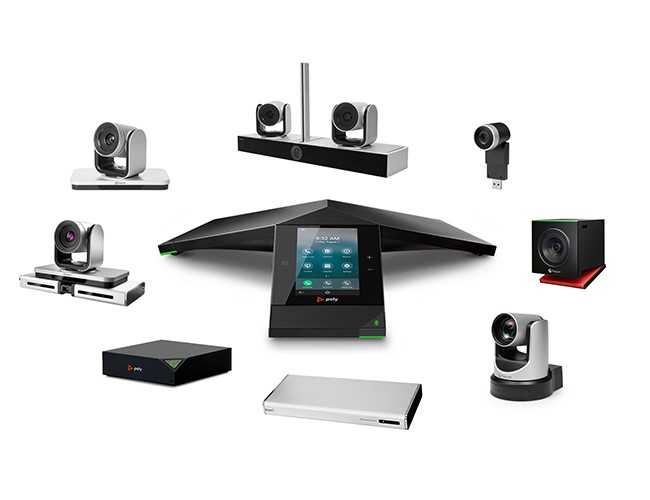 Poly Real Presence Trio Conference Room Series