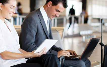Secure remote access for employees who travel or work from home