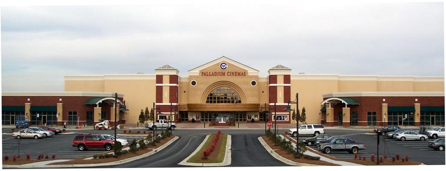 Palladium Cinemas Greensboro Summerfield Pleasant