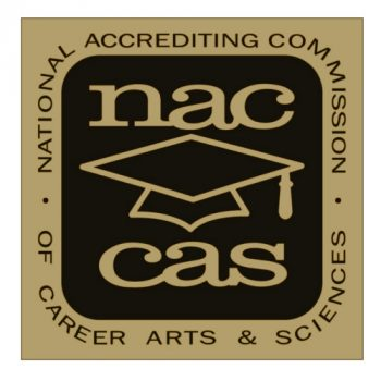 National Accrediting commission of Career Arts and Sciences (NACCAS)