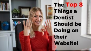How to Optimize Your Dental Practice Website: 8 Marketing Strategies