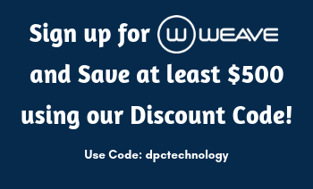 Save at least $500 with our Weave Dental Software Discount Code