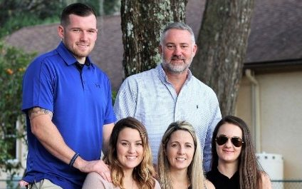 DPC Technology Sponsors Family Affected by Hurricane Irma