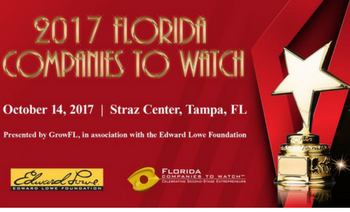 GrowFL Announces DPC as 2017 Florida Companies to Watch Finalist