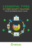 HP-VirtualOfficeSolutions-3-Essential-types-of-Cyber-Security-Solutions-eBook-Cover