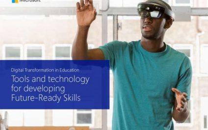 Tools and technology for developing future-ready skills
