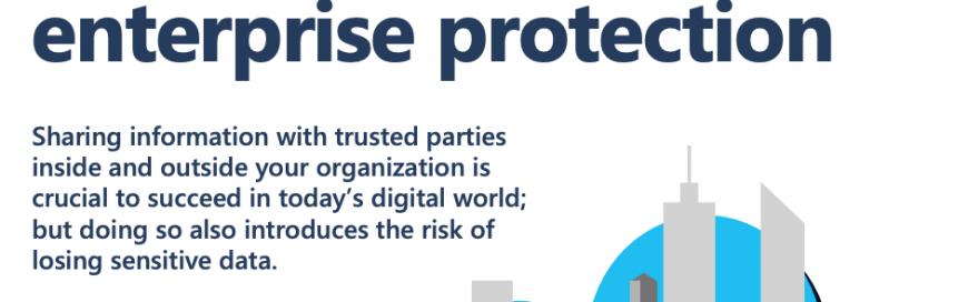 A modern focus on enterprise protection