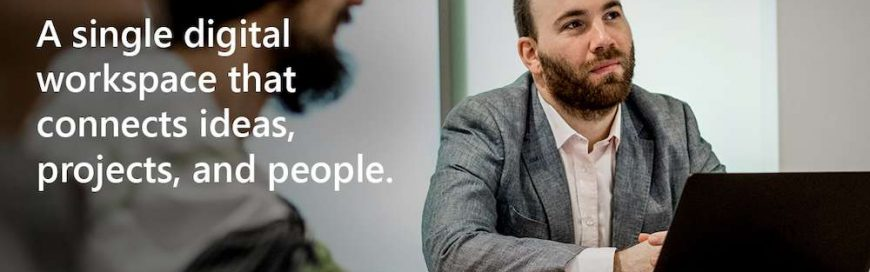 A single digital workspace that connects ideas, projects, and people. Subscribe to learn more about Microsoft Teams.