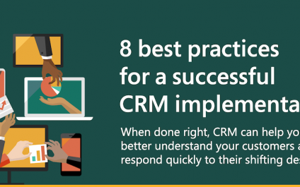 8 best practices for a successful CRM implementation