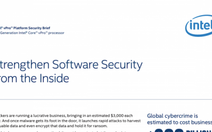 Strengthen Software Security from the Inside