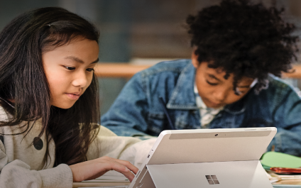 Microsoft Surface for K-12 education