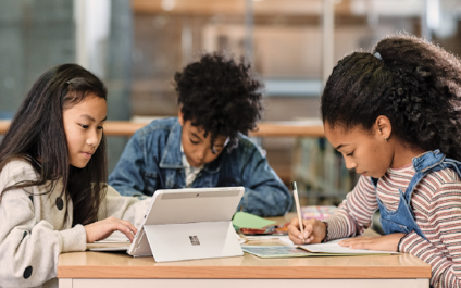 Microsoft Surface: Transform the classroom