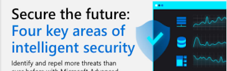 Security intelligent infographic