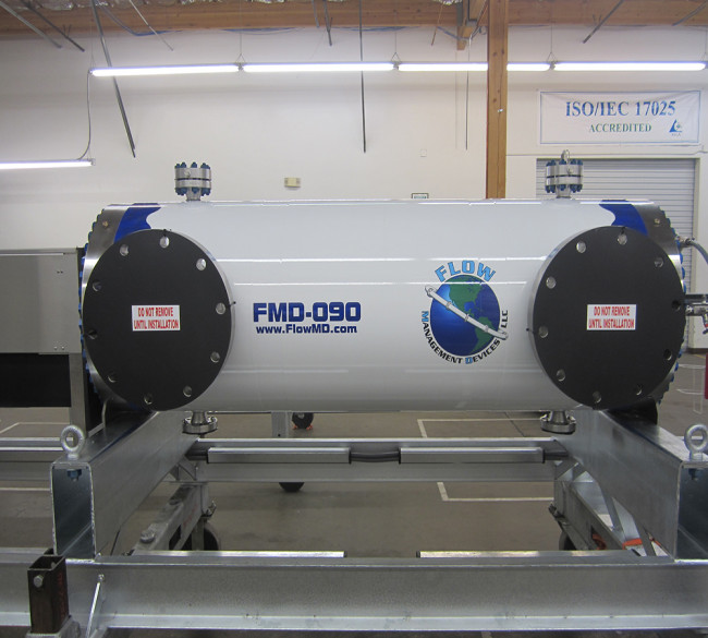 FMD090, Small Volume Prover | FlowMD