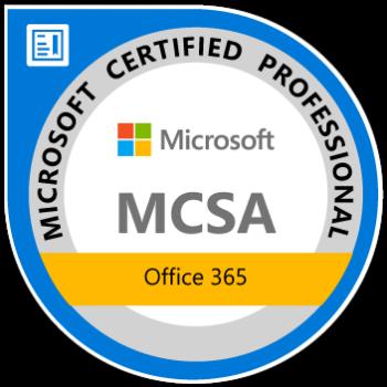 Microsoft Certified Solutions Associate: Office 365