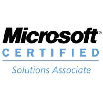 Microsoft Certified Solutions Associate: Server 2012 (MCSA)