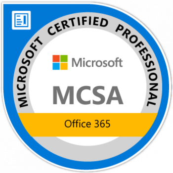 Microsoft Certified Solutions Associate: Office 365