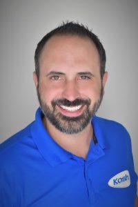 Travis Alsup CEO of Kosh Solutions