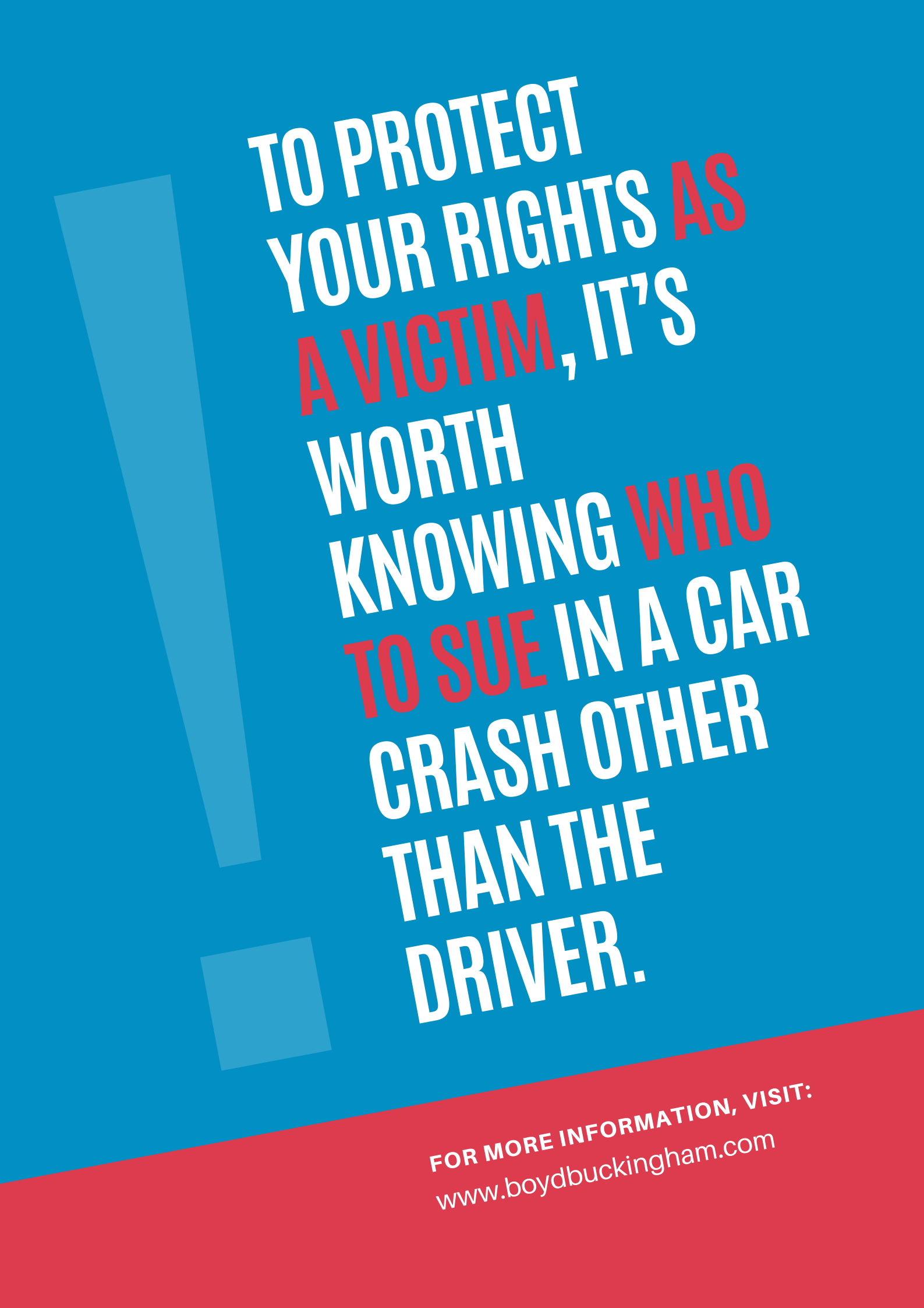 car crash infographic