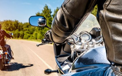 Who's a worse driver: a celebrity on a motorcycle, or a half-blind cat with narcolepsy? The answer might surprise you