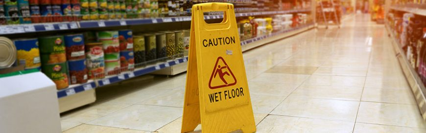 From retail therapy to physical therapy: Slip-and-fall lawsuits against big-box stores