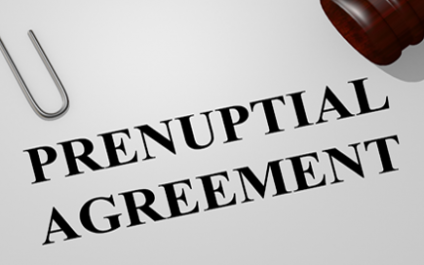 PRENUPTIAL AGREEMENT Between Buckingham, LaGrandeur, & Williams and their readers