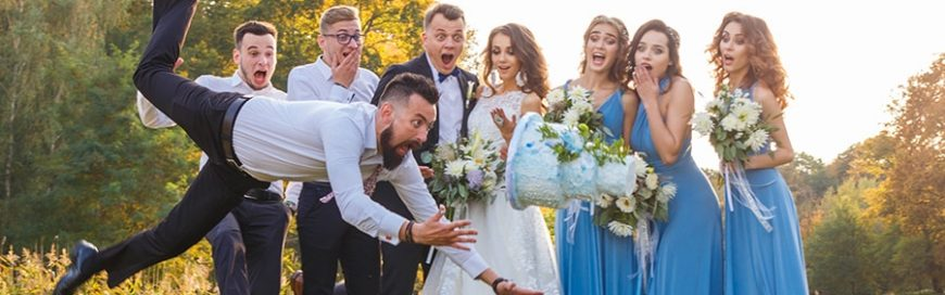 And they lived happily ever after — or not: Slip-and-fall accidents that ruined weddings