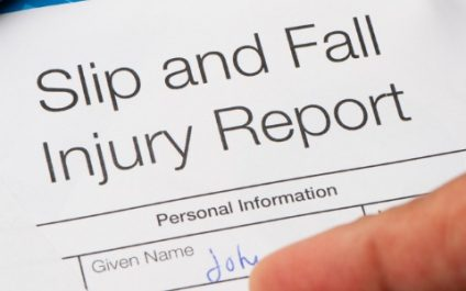 What is comparative negligence in Washington slip and fall cases?