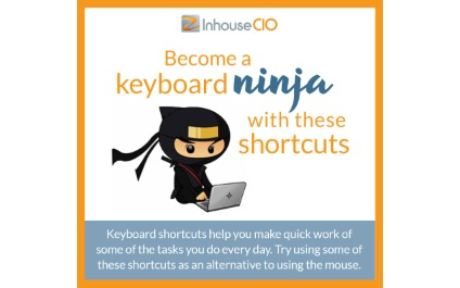 Become a keyboard ninja with these tips - Chicago, Evanston
