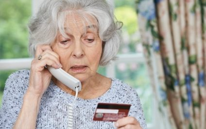 Grandparent Scams –  SCAM OF THE MONTH