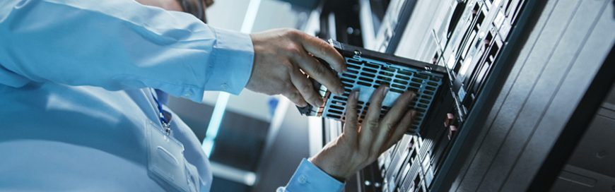 The ROI of having a reliable data backup provider
