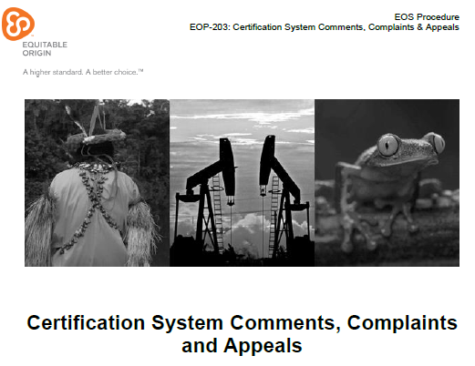 Updates on the Review of Complaint Related to Labor Practices at