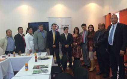 Meeting Colombia's Mayors