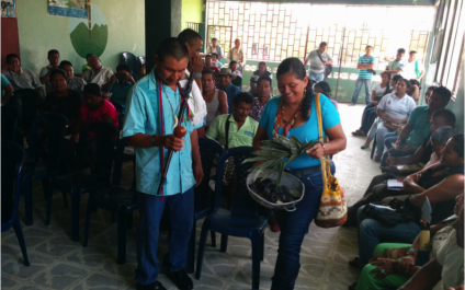 Indigenous Community Workshop: Applying the EO100™ Standard in Orito, Colombia