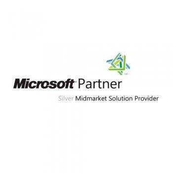 Microsoft Partner: Silver Midmarket Solution Provider