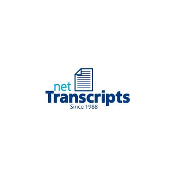 Net Transcripts