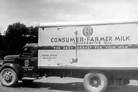 The Consumer-Framer Milk Truck