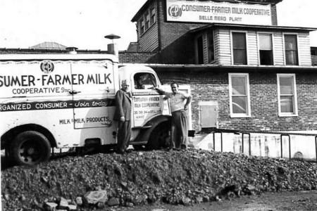 Consumer-Farmer Belle Mead Plant