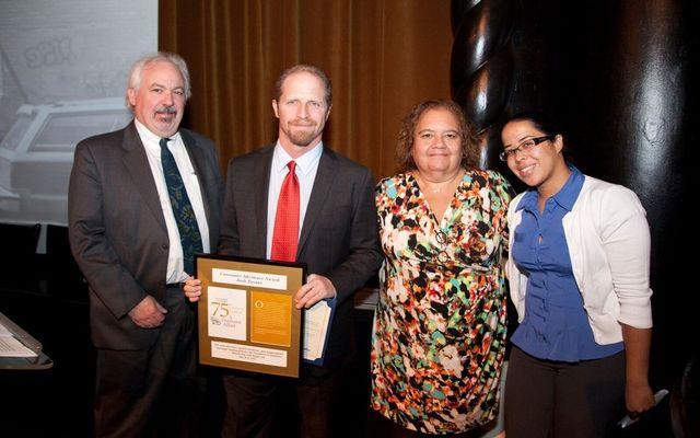Consumer Advocacy Award - Josh Zinner
