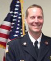 Deputy Chief Patrick Brenn