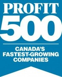 TDCNet Named One of Canada?s Fastest-Growing Companies
