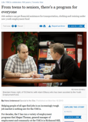 Toronto Star Profiles TDCNet IT Support Team