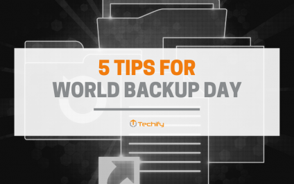 5 Tips For World Backup Day